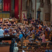 DSCN0231right Ealing Symphony Orchestra. Leader Peter Nall. Conductor John Gibbons. St Barnabas Church, west London. 13th July 2019
