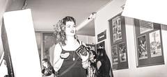 Photographer Marije. (Alex-de-Haas) Tags: weareattitude 1635mm adobelightroom attitudeholland attitudefest attitudefest2019 d500 dutch holland nederland nederlands netherlands nikkor nikkor1635mm nikon nikond500 noordholland p3 popencultuurpodiump3 purmerend alternatief alternative alternativefashion art attitude beautiful beauty clothing culture cultuur emo evenement event expressie expression fashion fest festival fun hairstyle kleding kunst lifestyle mensen mode people plezier portrait portret punk rock style northholland