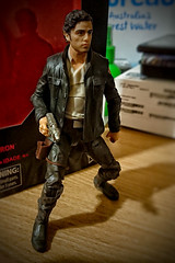 Captain Poe Dameron 6in Black Series (pitdroidtech) Tags: star wars figures 6in black series