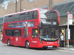 13 July 2019 Bromley (5) (togetherthroughlife) Tags: 2019 july bromley bus 261 stagecoach yx68utg 11066