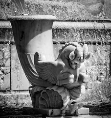 Belle Isle Fountain - Sculpture Detail (Tony Rich Photography) Tags: michigan belleisle gem emerald statepark detroit marble fountain