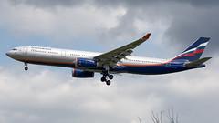 VQ-BCV (fakocka84) Tags: lhr london heathrow vqbcv aeroflot airbusa330343