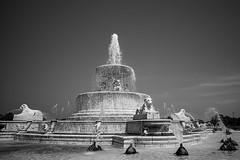 Belle Isle Fountain - Splash (Tony Rich Photography) Tags: michigan belleisle gem emerald statepark detroit marble