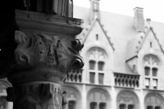 Palais des Princes-Évêques (Liège 2019) (LiveFromLiege) Tags: liège luik wallonie belgique architecture liege lüttich liegi lieja belgium europe city visitezliège visitliege urban belgien belgie belgio リエージュ льеж noirblanc noiretblanc blackandwhite blackwhite bnw bw black white noir blanc palaisdesprinceseveques palais des princes évêques princebishopspalace
