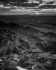 dawn (Gabain) Tags: namibia mountains linhof technika 4x5 film largeformatfilm large format kodak trix tx320 bw blackandwhite landscape nature morning dawn filmisnotdead monochrome filmforever filmphotography