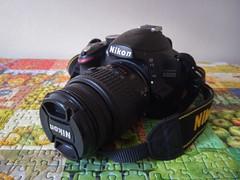 New camera! (Chris Hester) Tags: 280 nikon d3200 camera jigsaw