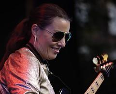 Ida Nielsen (PeS-Photo) Tags: danmark denmark københavn copenhagen nørrebro outdoor koncert jazz festival cphjazz bass player ida nielsen nikon d750 nikkor 70200 mm f4 balders plads