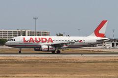 OE A320 OE-LOB (Spenair777) Tags: flywinglets lauda motion airbus a320 palma majorca pmi