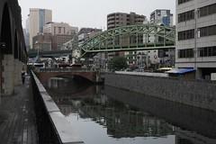 Kanda river (MIKI Yoshihito. (#mikiyoshihito)) Tags: kanda river kandariver 神田川 japan tokyo 日本 東京