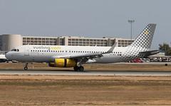 VY A320S EC-MES (Spenair777) Tags: