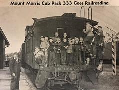 Back In The Day (R.G. Five) Tags: mt morris il train railroad cbq caboose way car ci cub scout 333