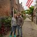Pelas ruelas de Alkmaar