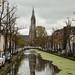 Delft, cidade das porcelanas azuis