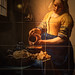 Pintor Johannes Vermeer era de Delft