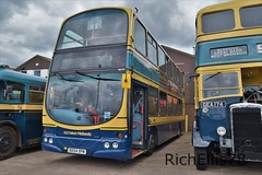 Add Watermark20190714051219 (richellis1978) Tags: bus aston manor transport museum preserved buses coaches road old corporation twm west midlands travel wmpte pte bromwich wright eclipse gemini volvo b7tl 4679 bx54xpm retro