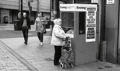 Street Confessional (Barry Carr) Tags: fomapanaction400 blackandwhite street mono streetmonochrome film xtol nikon tayside analogue kodakxtol scotland monochrome streetmono fomapan streetphotography nikkor50mmf18 streetphoto analogphotography bw nikonfa dundee analog
