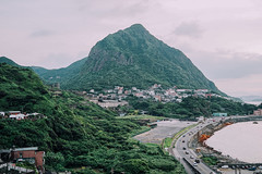 金瓜石 (aelx911) Tags: a7rii a7m2 a7ii sony carlzeiss fe35mm fe35mmf14 fe35f14 landscape cityscape taiwan newtaipeicity 台灣 新北市 金瓜石