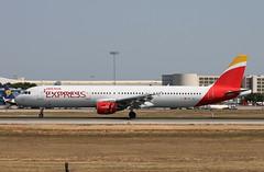 I2 A321 EC-JLI (Spenair777) Tags: