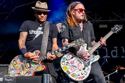 The Wildhearts at 2000 Trees 2019