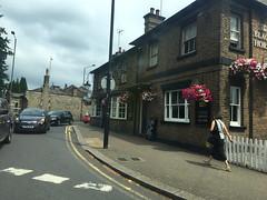 The Black Horse (jovike) Tags: barnet building inn london pub publichouse street traffic