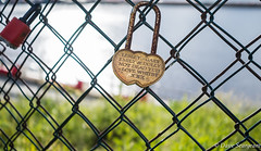 Not Dead Yet! (daveseargeant) Tags: whitby north yorkshire street padlock shallow dof leica x typ 113