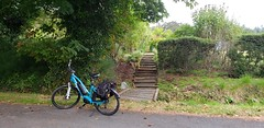 13 Steps (Bill 2.7 Million views) Tags: gyropark saanich ebike bicycle note9 galaxy samsung shimano pedalec electricassist beach ocean seaside yaught boats park bioswale sand surf e6100 10mile tenmilepoint waring waringplc killarney cadborobay
