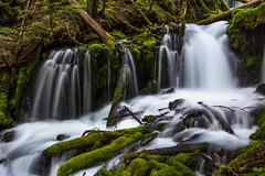 Big Spring Creek Falls-5 (AjaRai) Tags: bigspringcreekfalls skamaniacounty washington