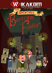 Adventures of Bertram Fiddle: Episode 1: A Dreadly Business | Steam (XD Steam Games) Tags: adventures bertram fiddle episode dreadly business adventure steam deck13 games gift pcgamer pc game videogame