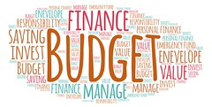 Budget (Pivotal45) Tags: budget finance manage emergency fund tags tag words wordcloud tagcloud invest saving