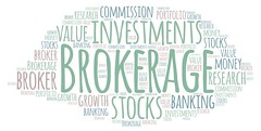 Brokerage (Pivotal45) Tags: brokerage investment investing stocks banking growth tags tag cloud tagcloud words wordcloud commission
