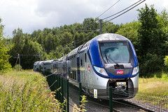 BOMBARDIER TER (Static Phil) Tags: bombardier ter train sncf
