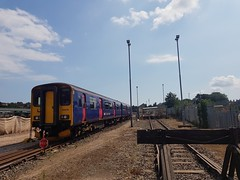 150238 (Conner Nolan) Tags: 150238 class150 greatwesternrailway exeterdepot