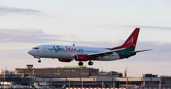 EC-MTV Alba Star Boeing 737-8K5(WL) (Niall McCormick) Tags: dublin airport eidw aircraft airliner dub ecmtv alba star boeing 7378k5wl
