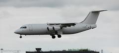 G-JOTF JOTA Aviation British Aerospace 146-300QT (Niall McCormick) Tags: dublin airport eidw aircraft airliner dub gjotf jota aviation british aerospace 146300qt