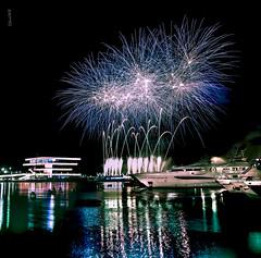 Time is on our side (*Nenuco) Tags: time is our side largaexposición fireworks fuegos artificiales veles e vents valencia feria de julio nikon d5300 jesúsmr nikkor 18105