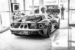 2019 Ford GT Leaving the showroom (Jeffrey Balfus (thx for 5,000,000 views)) Tags: fordgt sonyalpha seaside california unitedstatesofamerica blackandwhite bw monochrome