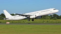 SX-ABQ (AnDyMHoLdEn) Tags: olympus olympusairways a321 egcc airport manchester manchesterairport 23l