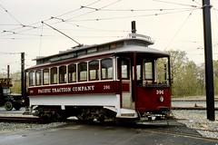BERy 396 Riverside (ironmike9) Tags: track rail lightrail trolley streetcar tram bostonelevatedrwy bery mbta transit publictransit riverside newtonma