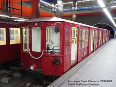 Metro Madrid R9 (pretsend (jpretel)) Tags: metro madrid cuatro caminos clasicos centenario