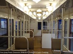 Metro Madrid M9 (pretsend (jpretel)) Tags: metro madrid cuatro caminos clasicos centenario