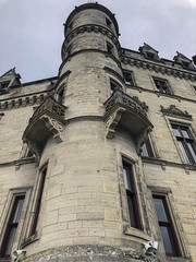 Turret (syf22) Tags: dunrobin castle house accommodation living stone scotland highlandsofscotland tourist turret towering tall high skyward