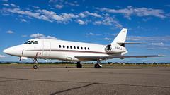 Dassault Falcon 2000EX CS-DLJ Netjets Europe (William Musculus) Tags: plane spotting aviation airplane william musculus airport spotter dassault falcon 2000ex csdlj netjets europe 2000 nje strasbourg entzheim lfst sxb