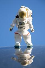 One Small Step (spacemike) Tags: astronaut astronauts moon moonlanding onesmallstep park midtownpark reflection art urbanart space spaceman spacemike charlotte charlottenorthcarolina charlottenc northcarolina carolina
