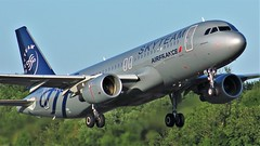 F-HEPI (AnDyMHoLdEn) Tags: airfrance a320 skyteam egcc airport manchester manchesterairport 23l