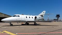 Dassault Falcon 10 9H-FRM Harmony Jets (William Musculus) Tags: plane spotting aviation airplane william musculus airport spotter dassault falcon 10 9hfrm harmony jets strasbourg entzheim lfst sxb