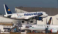 Nouvelair Tunisie / Airbus A320-214 / TS-INP (vic_206) Tags: nouvelairtunisie airbusa320214 tsinp tls cathay singapore