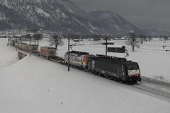 189 985 Langkampfen (szakipeti) Tags: brennerbahn f4 txl langkampfen intermodal train 189