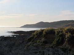 Photo of Woolacombe: View of Morte Point (Devon)