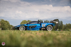 McLaren Senna GTR (GPE-AUTO) Tags: chantilly artsetelégance art elégance concours sunset sun sol soleil jardin chateau garden castle castillo race car racecar mclaren senna gtr mclarensenna sennagtr mclarensennagtr beast bete violence agressive blue bleu azul chrome performance
