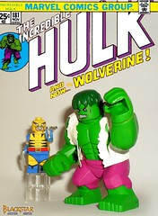 First appearance Wolverine ( Lego , Marvel , Hulk )
